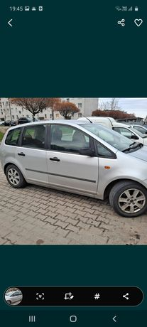 Ford focus Cmax 1,6 benzyna