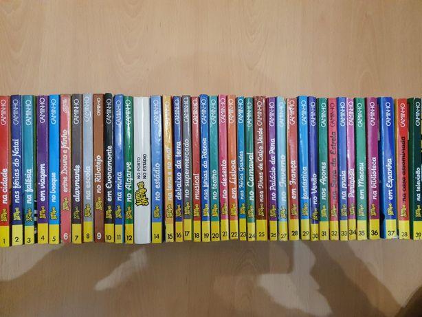 Colecção Livros Uma Aventura