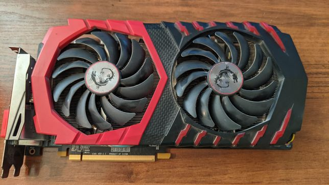 MSI Radeon RX470 4g gamingX