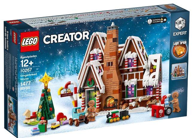LEGO Creator CHATKA Z Piernika 10267 + Mikołaj LEGO GRATIS !