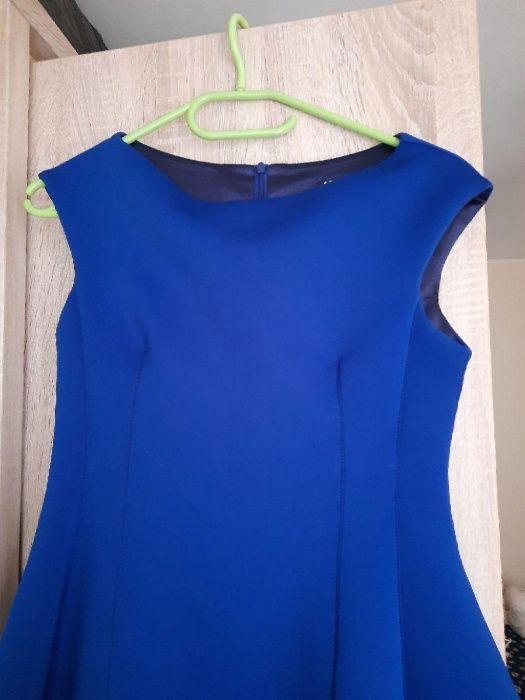 Синее платье. Женское платье. Красивый наряд Днепр - изображение 1