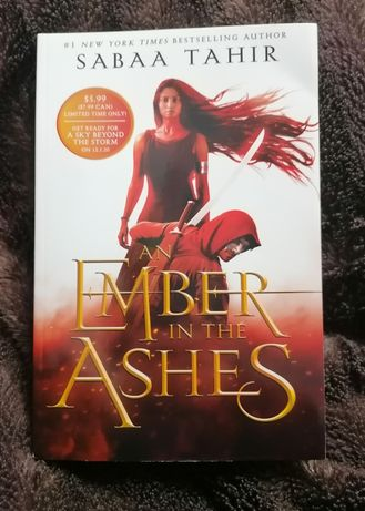 Sabaa Tahir An Ember in the Ashes ANGIELSKI