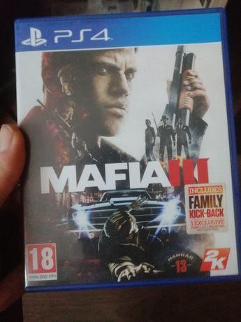 Mafia 3 PS4 stan bdb