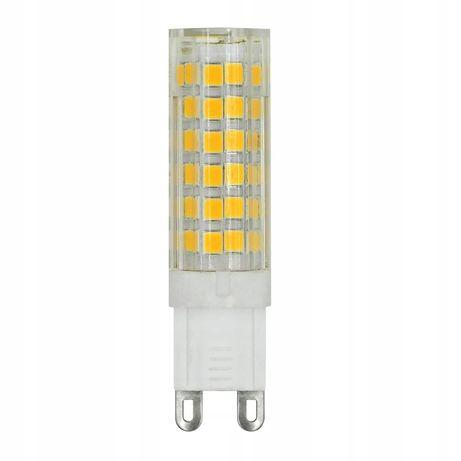 Żarówka LED G9 8W 780lm barwa ciepła 0352