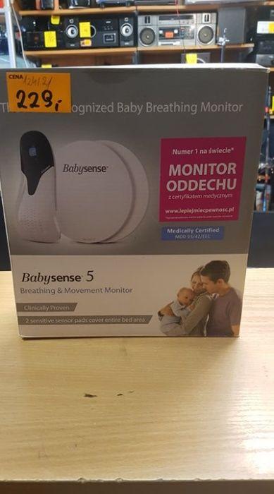 Babysense 5 monitor oddechu snu ! Lombard Dębica