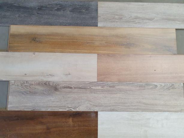 panele podłogowe 12mm AC6 MIX KOLORÓW
