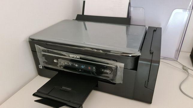 Impressora Multifuncional Epson Ecotank ET-2600 Wifi
