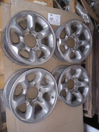 Felgi aluminiowe Pajero II