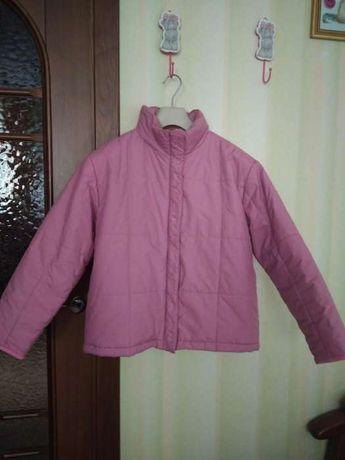 Куртка 12-13лет NAF NAF осенне -зимняя