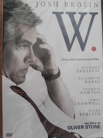 DVD Oliver Stone W.