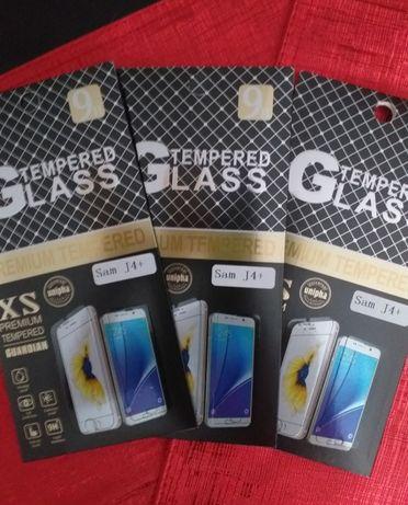 Szkło hartowane Samsung J4 Plus