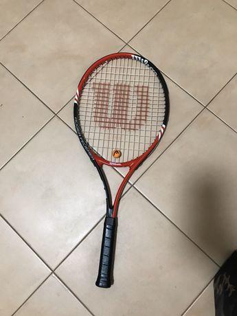 Ракетка тенисная Wilson Roger Federer 25