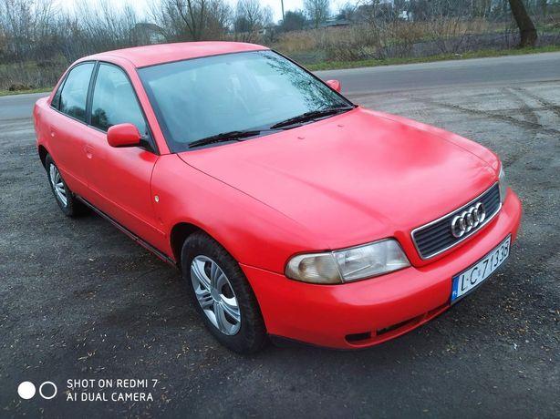 Audi A4 1.6benzun