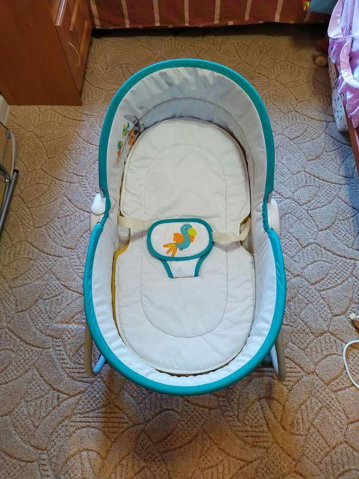 Укачивающий центр для младенцев в идеальном состочнии Харьков - изображение 1