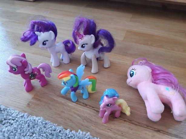 Zestaw my little pony