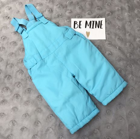 Spodnie zimowe 68
