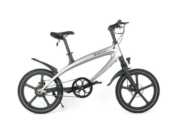 Alfa icelectric bicicleta eléctrica e-bike NOVA