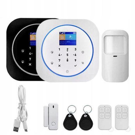 Alarm bezprzewodowy GSM WIFI Satlink SL-G12