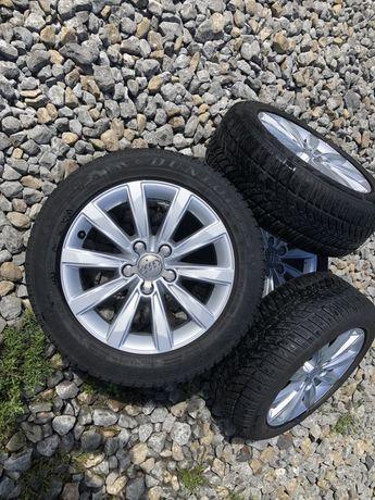 Audi r16 205/55/16 skoda vw seat шкода ауді сеат