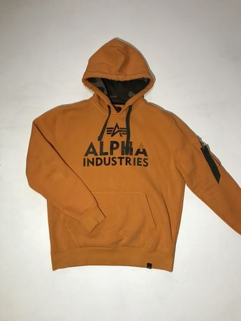 Худи Alpha Industries the north face nike