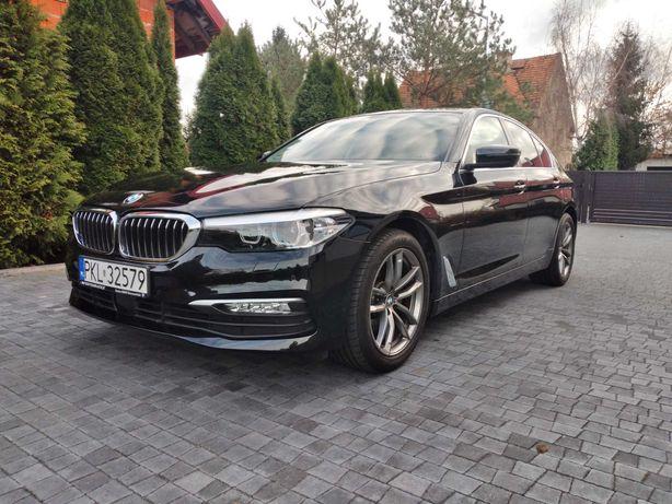 BMW Seria 5 520d  G30 Bezwypadkowy