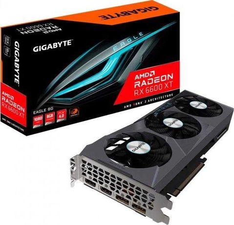 Видеокарта Gigabyte Radeon RX 6600 XT 8Gb EAGLE