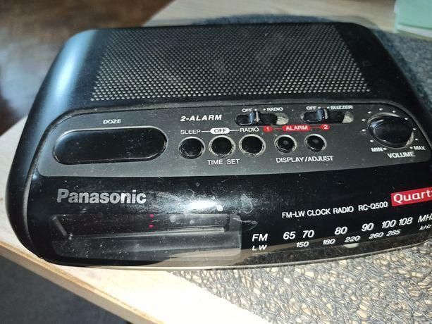 Radio budzik Panasonic