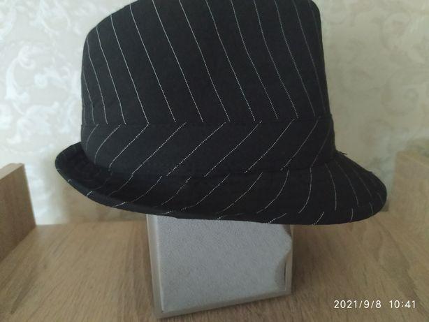 Шляпа детская с полями