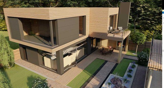 Ландшафтный дизайн+проект дома+интерьер