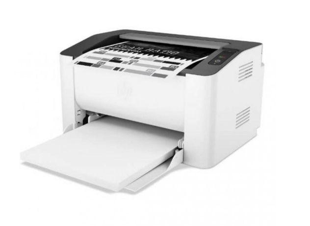 Лазерний принтер HP LaserJet 107a (4ZB77A