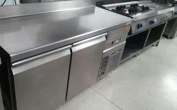 Balcão de Refrigeração Industrial Capacidade 230 L NOVO