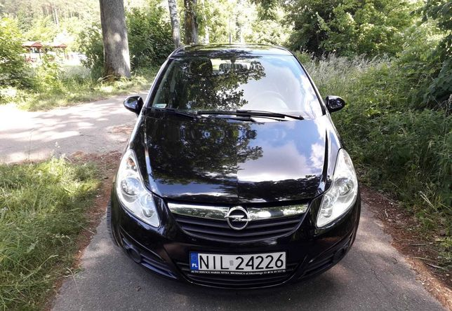 Opel Corsa D 1.2