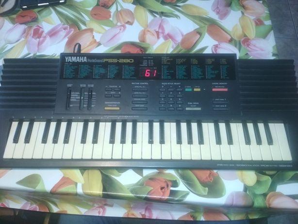 Yamaha keyboard syntezator pss 280