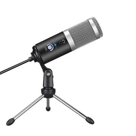 Студийный конденсаторный USB микрофон 4sport (MA-AK5)
