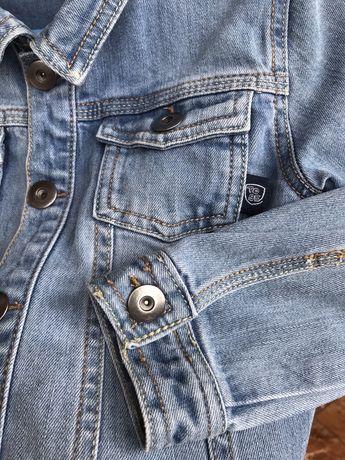 Супер крутая джинсовая куртка Chicco