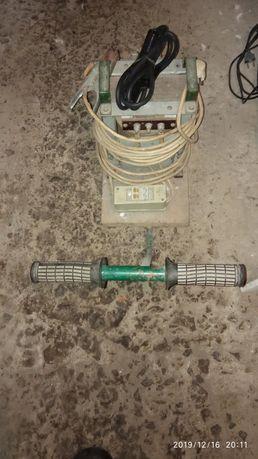 Зварювальний агрегат