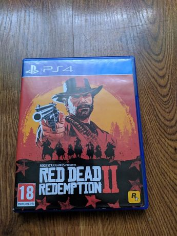 Red Dead Redemption 2 PS4/PS5 PL