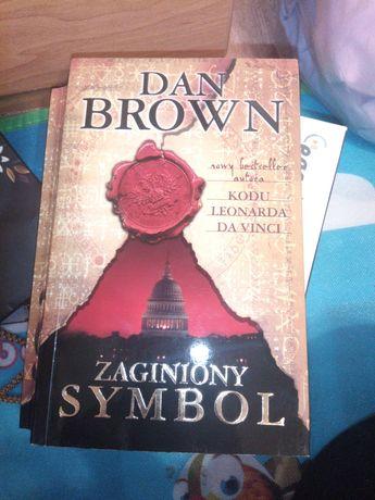 Dan Brown Zaginiony symbol Książka