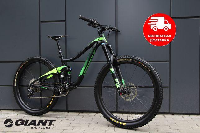 Двухподвес велосипед Giant Trance 2 Fox canyon cube specialized trek