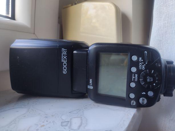 Lampa błyskowa Canon Newell 600 RT