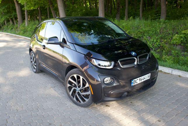 BMW i3 TERA 2015
