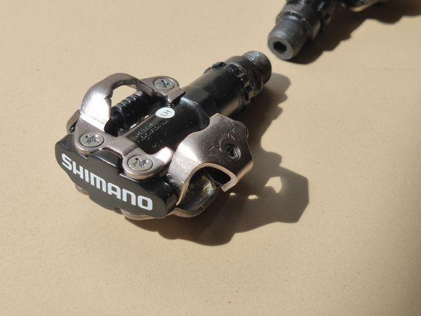 Pedais de encaixe Shimano PD-M520