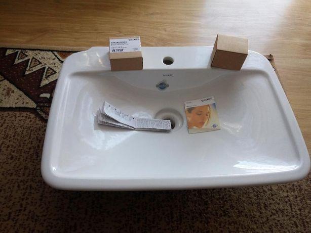 Sprzedam Nową umywalkę nablatową Duravit PuraVida 70x50 cm WonderGlis