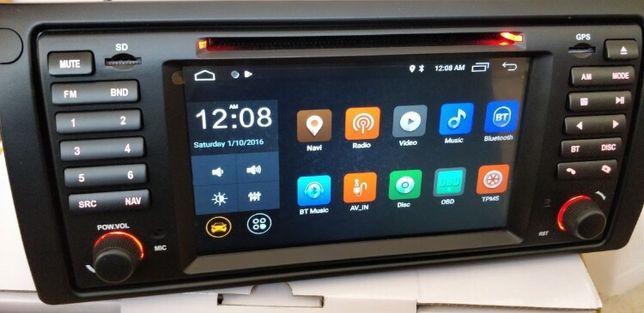 """Магнитола, Аатомагнитола """"7BMW e53, e39, e46,e38, GPS Windows Android"""
