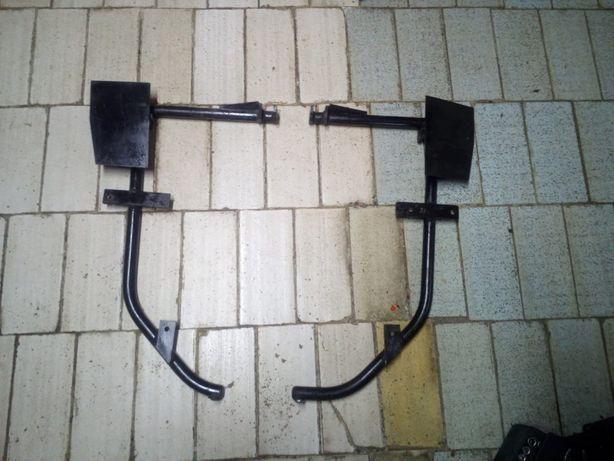 Honda GL 1800 TRIKE stelaże podłóg podesty