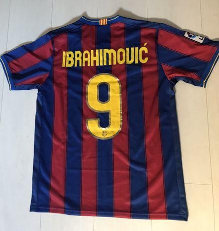 Camisola Barcelona Ibrahimovic M (09-10)