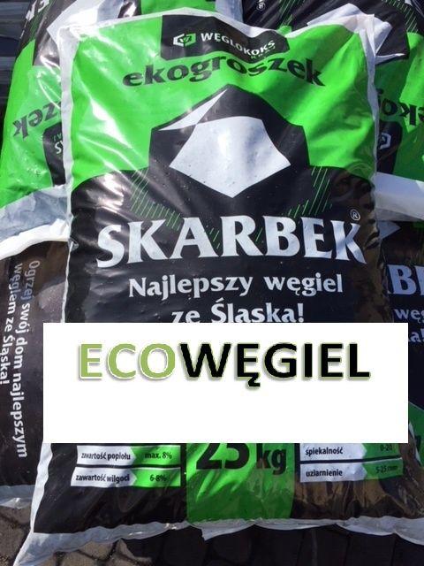 Ekogroszek POPULARNY Skarbek-KARLIK-Pieklorz!!Transport Gratis
