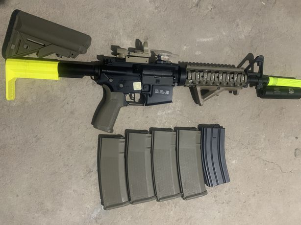 Airsoft - Specna arms m4 full upgrade