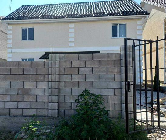Новый дом (дуплекс) в Черноморке-2 район Червоного хутора
