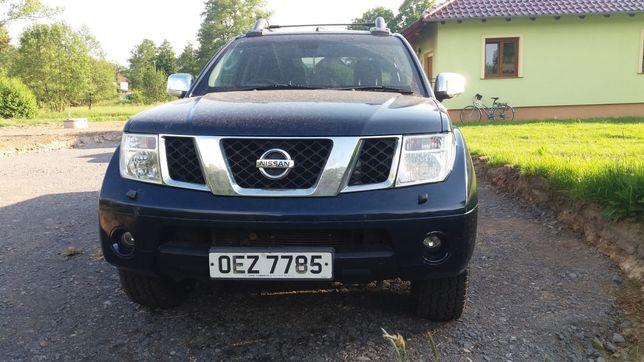 Nissan navara d40 anglik